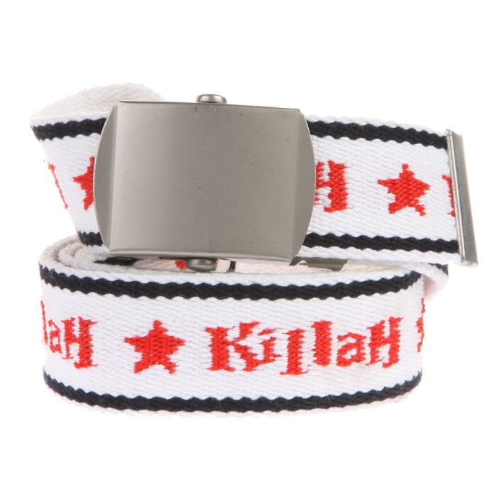 Killah - Killah BL24. - ΚΟΚΚΙΝΟ outlet   αξεσουαρ   ζώνες