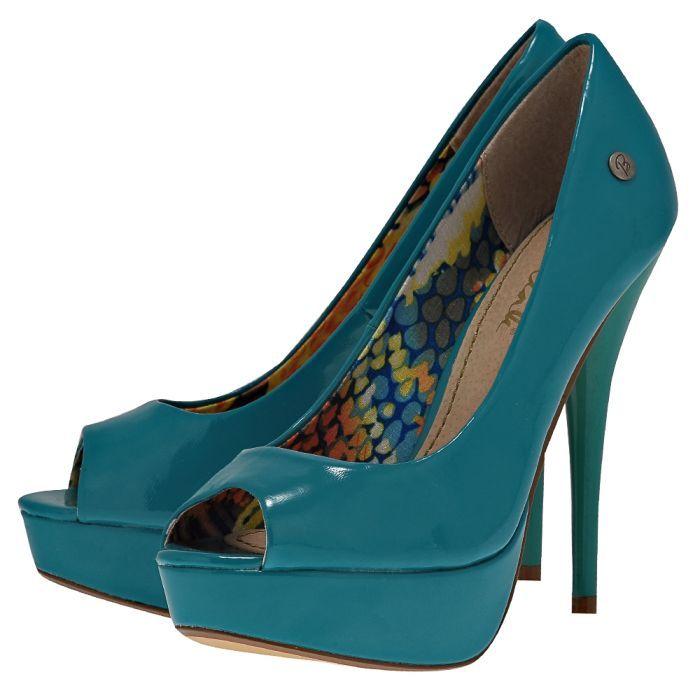 Blink - Blink BL801392A - ΤΥΡΚΟΥΑΖ outlet   γυναικεια   γόβες   peep toe