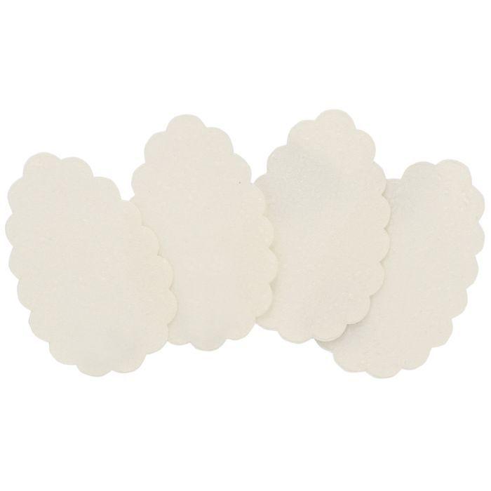 Foot Petals – Sole Stopperz BP0010101031 (σετ 2 ζευγών). – ΛΕΥΚΟ