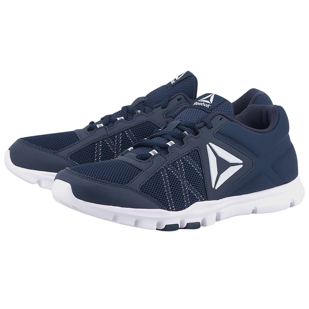Reebok Sport - Reebok Yourflex Train 9 MT BS8022 - ΜΠΛΕ ΣΚΟΥΡΟ