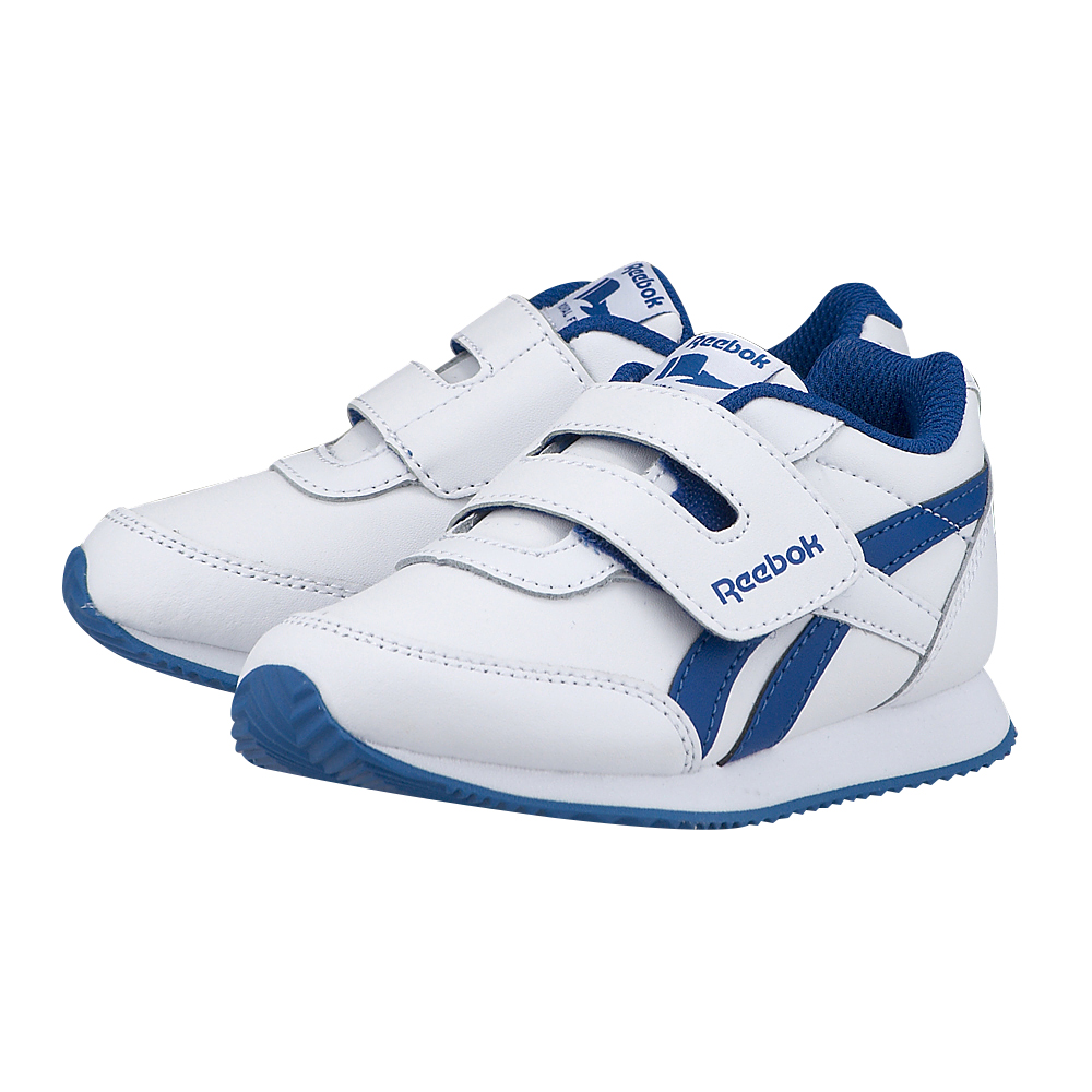 Reebok Classic - Reebok Royal CLJOB 2RS Kc BS8023 - ΛΕΥΚΟ/ΜΠΛΕ