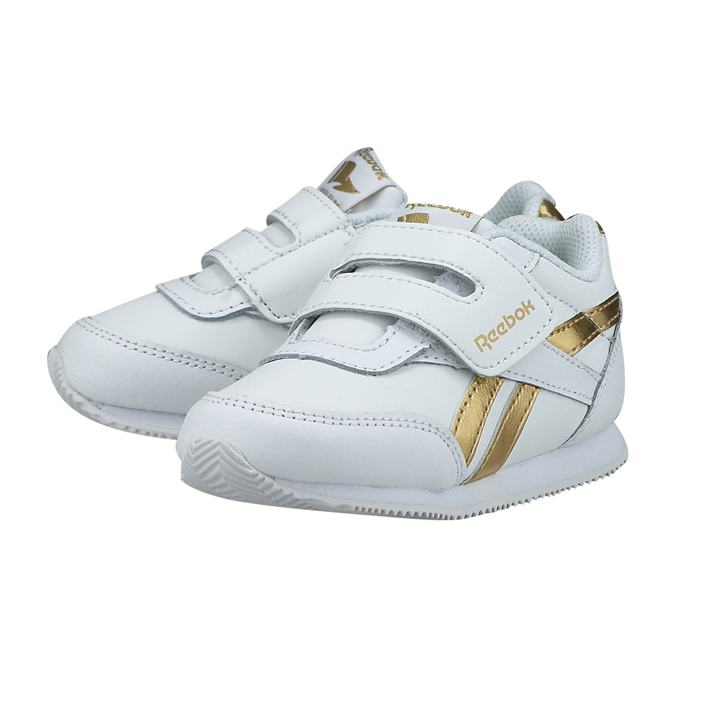 Reebok Sport – Reebok Royal CLJOG 2RS Kc BS8028 – ΛΕΥΚΟ/ΧΡΥΣΟ