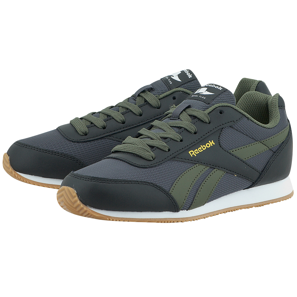 Reebok Classic – Reebok Royal CLJOG 2RS BS8698 – ΜΑΥΡΟ/ΛΑΔΙ