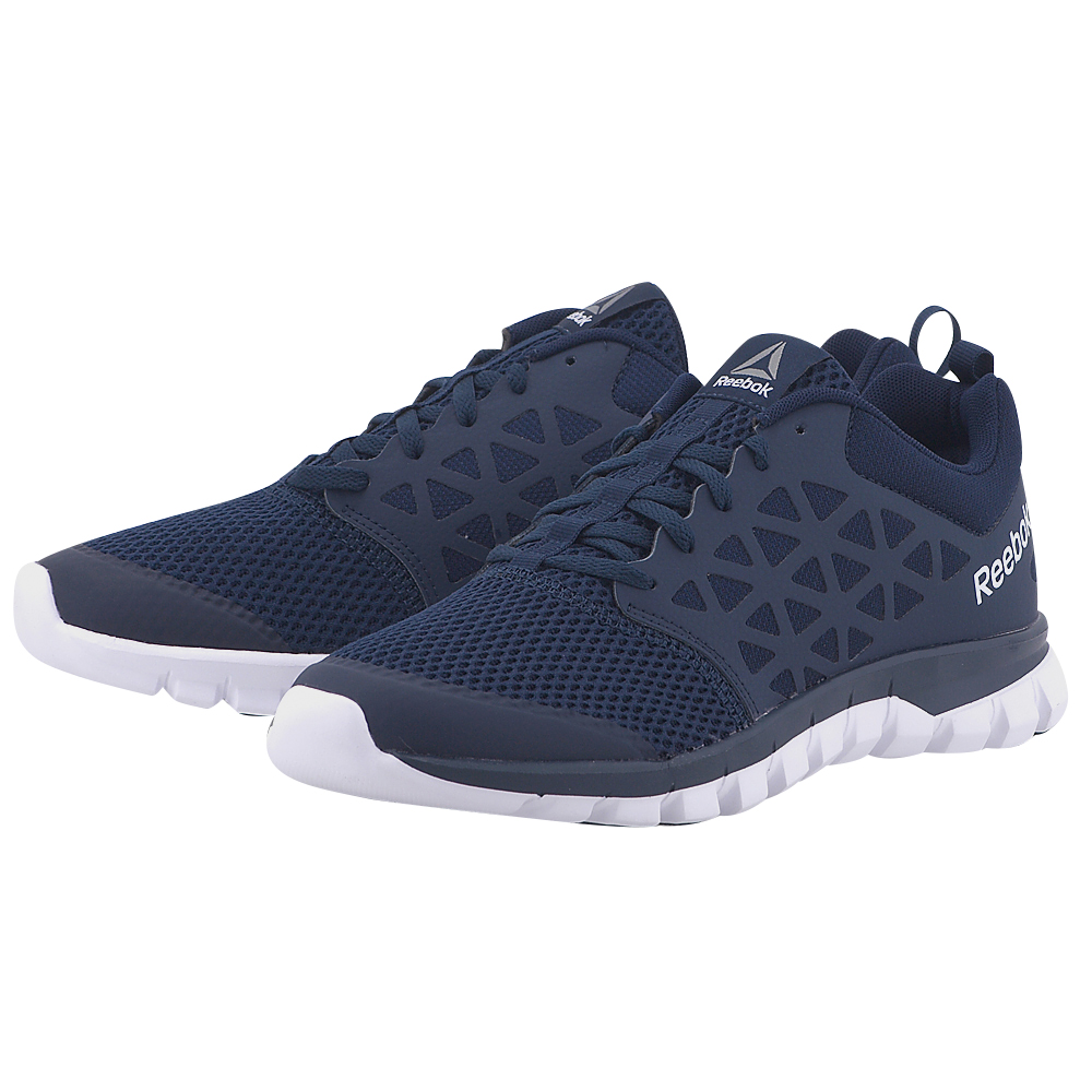 Reebok Sport – Reebok Sublite Xt Cushion 2 Mt BS8705 – ΜΠΛΕ ΣΚΟΥΡΟ