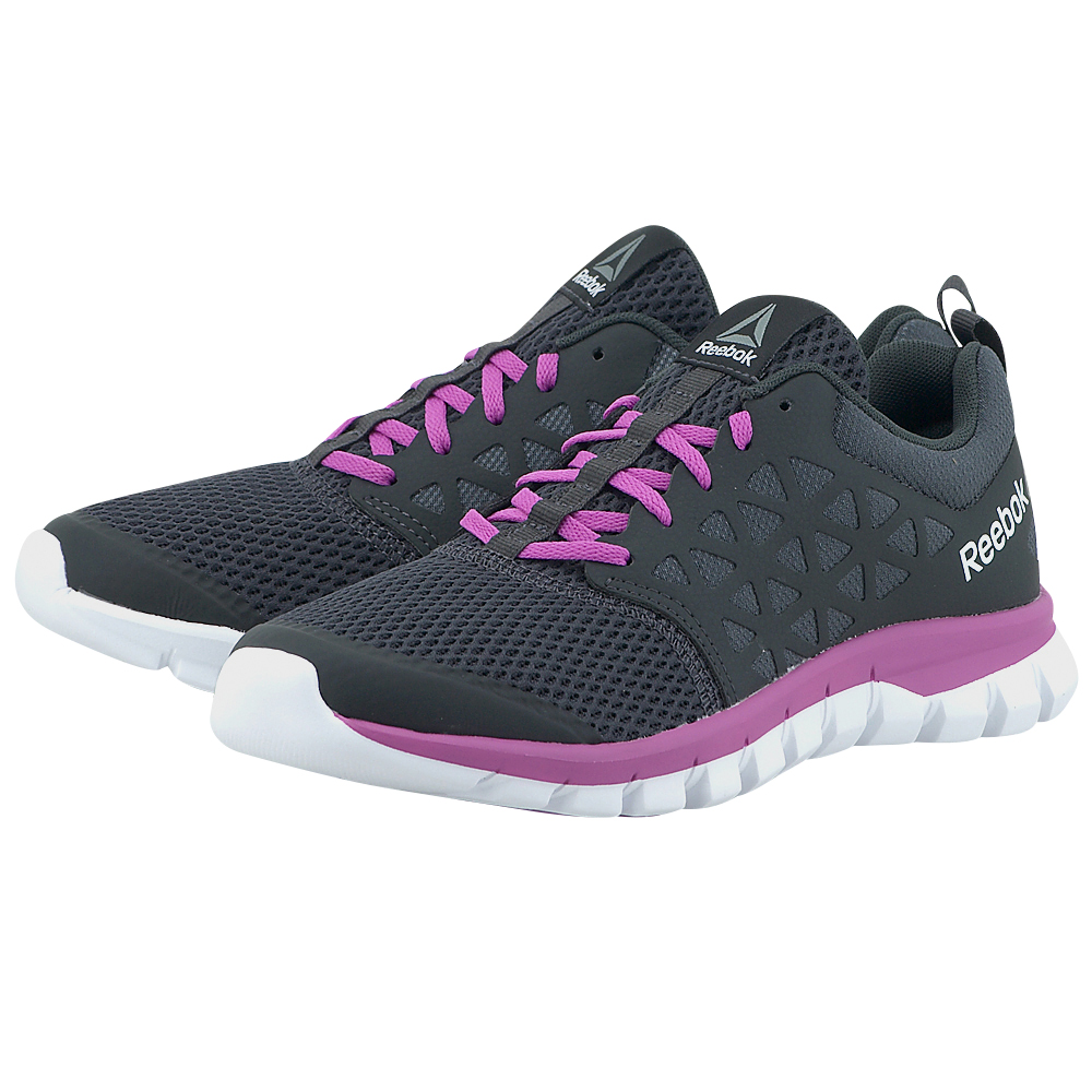 Reebok Sport – Reebok Sublite Xt Cushion 2 Mt BS8709 – ΜΑΥΡΟ/ΜΩΒ
