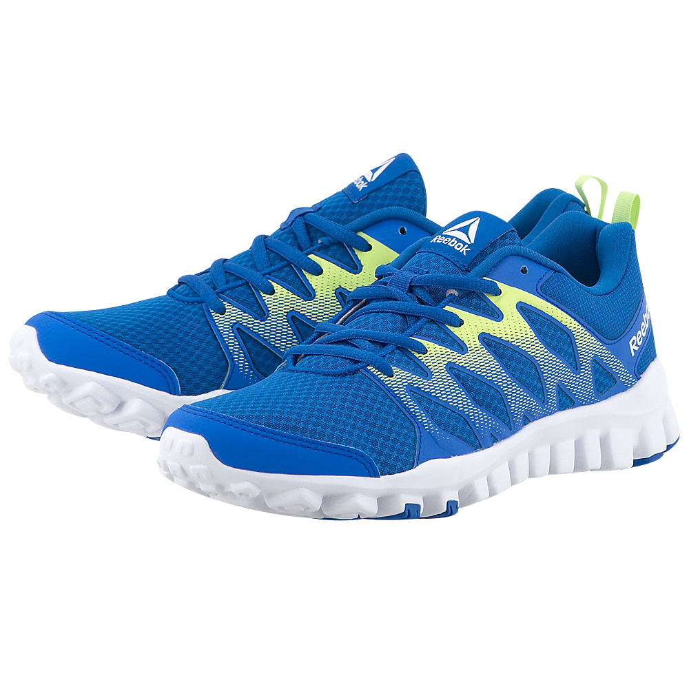 Reebok Sport – Reebok Realflex Train 4 BS8735 – ΜΠΛΕ