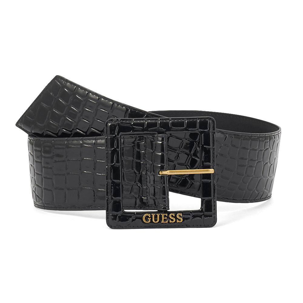 Guess - Guess Not Adjustable BW7520P1370-BLA - 00873