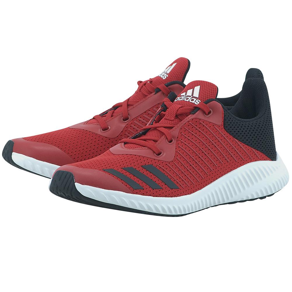 adidas Sports – adidas FortaRun K BY2700 – ΚΟΚΚΙΝΟ