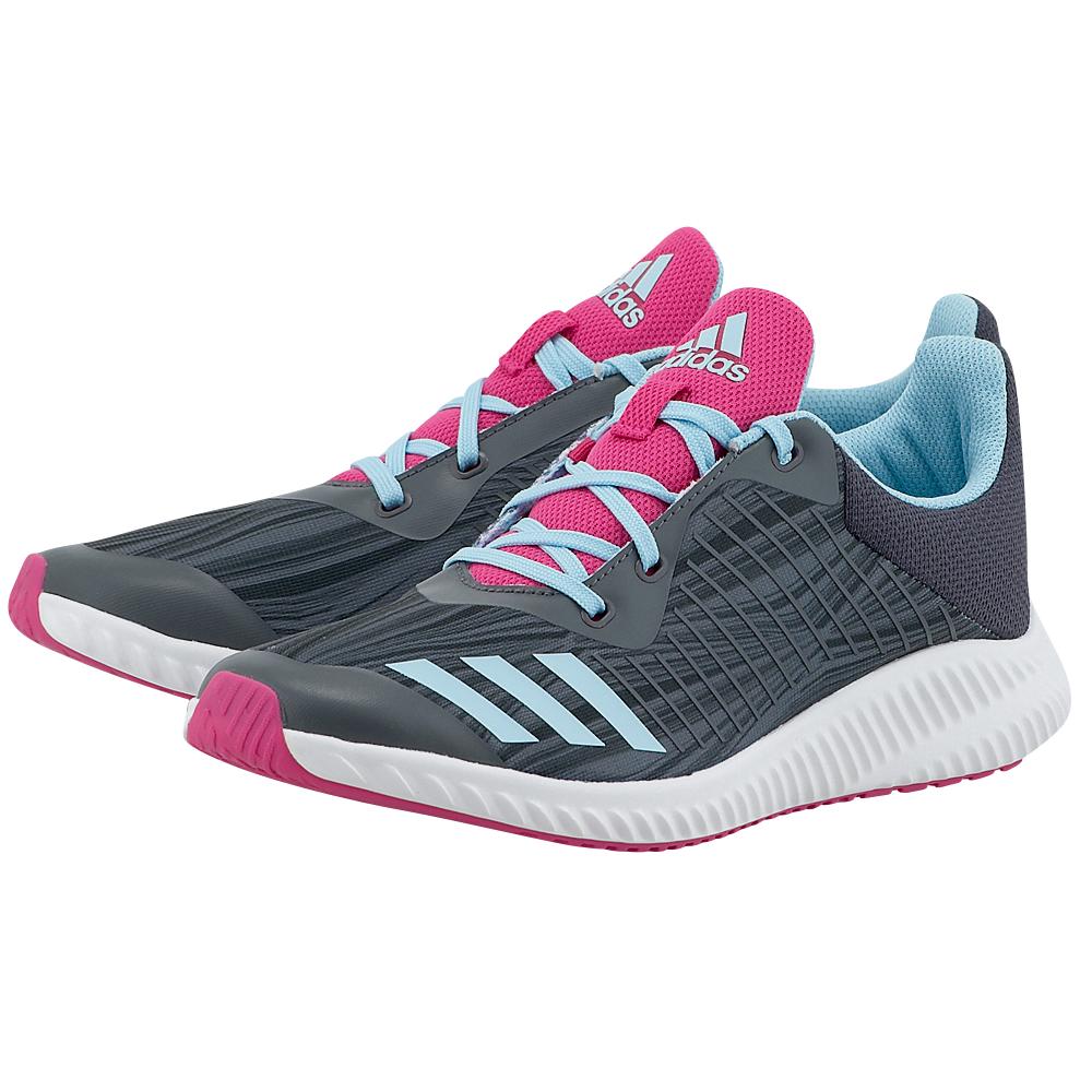 adidas Sports - adidas FortaRun Κ BY9001 - ΓΚΡΙ