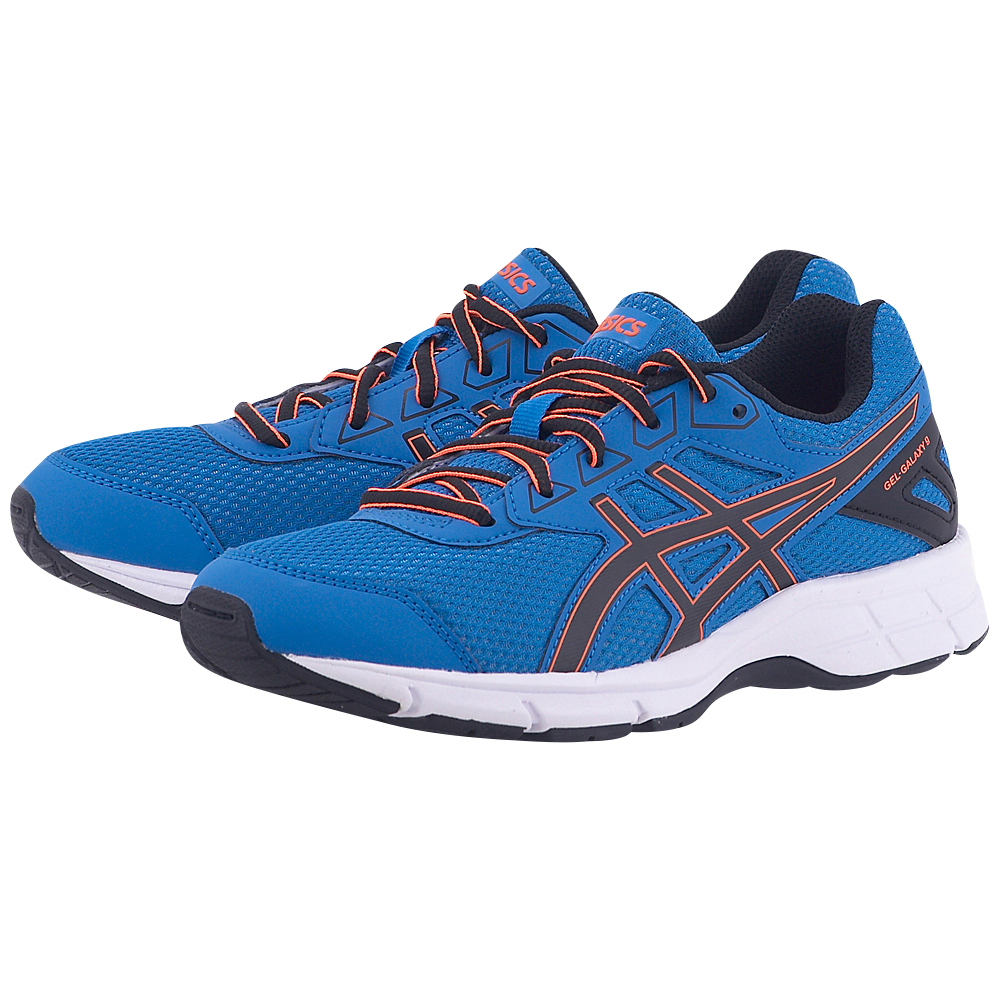 Asics - Asics Gel Galaxy 9 GS C626N-4390GS - ΜΠΛΕ