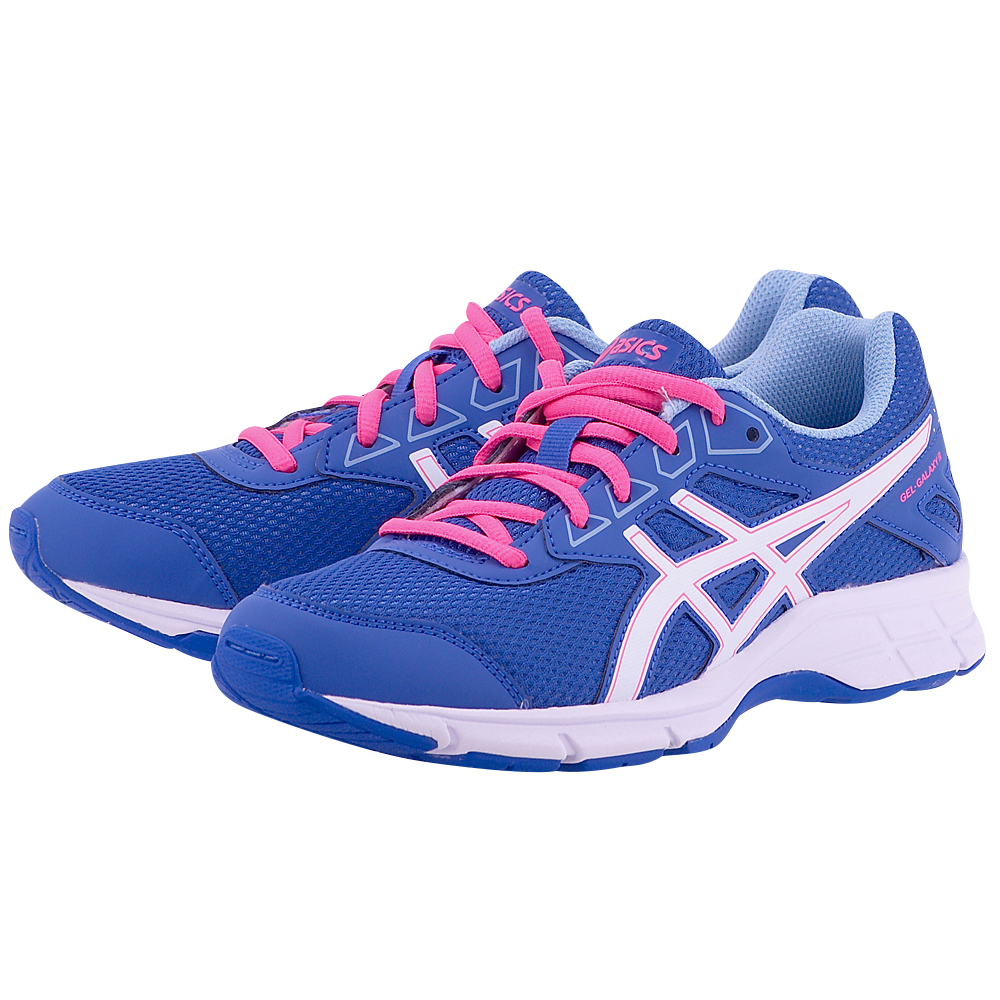 Asics - Asics Gel Galaxy 9 GS C626N-4801GS. - ΜΠΛΕ/ΡΟΖ