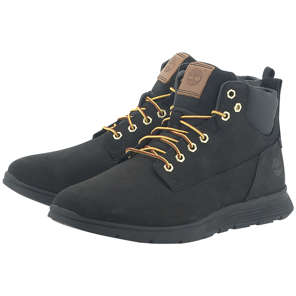 Timberland - Timberland Killington Chukka CA19UK - ΜΑΥΡΟ