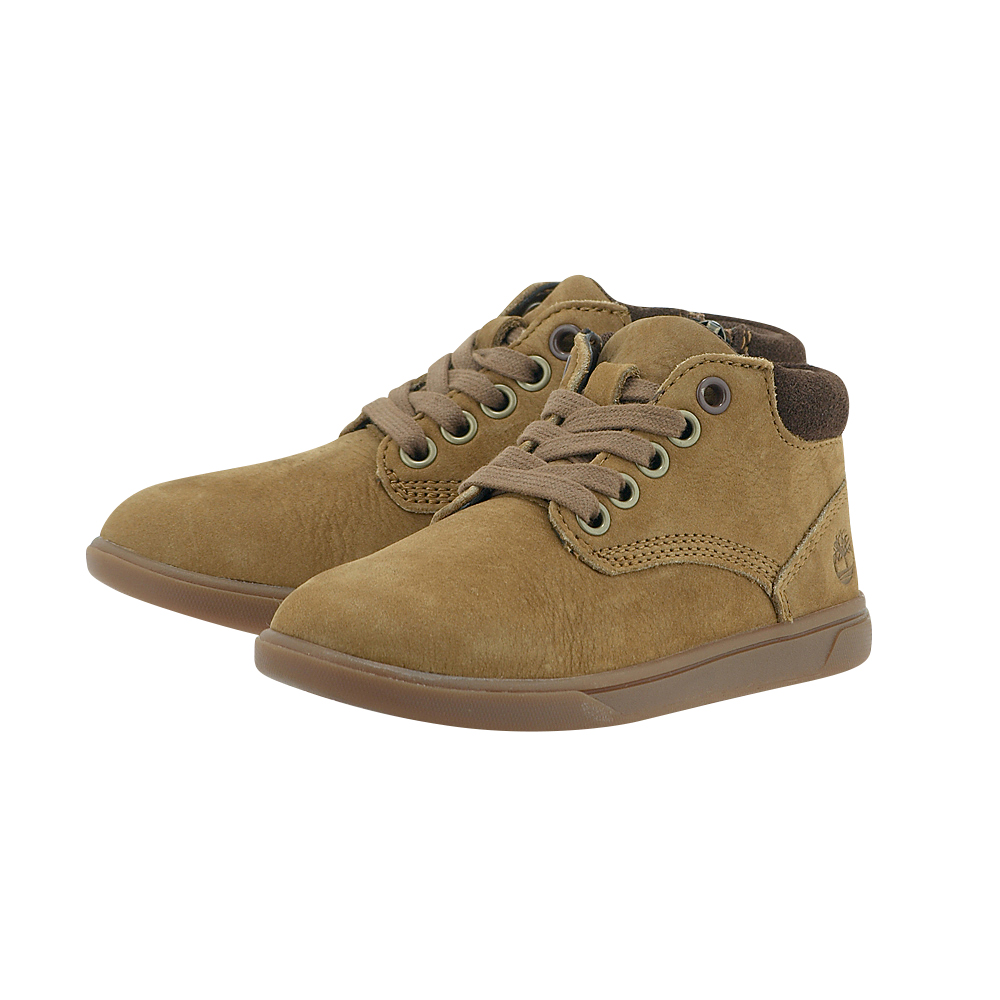 Timberland – Timberland Groveton Leather CA1JCL – ΚΑΜΕΛ