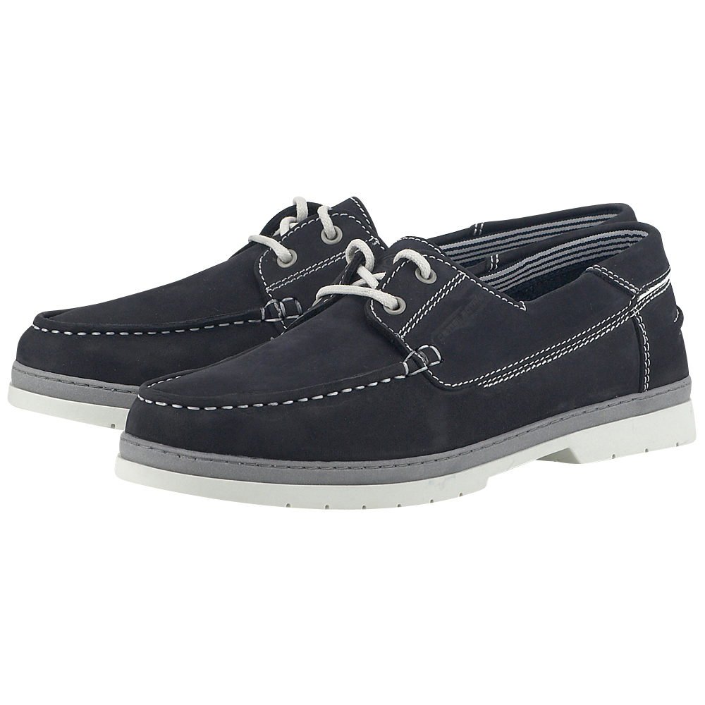 Camel Active - Camel Active CA4571103 - ΜΠΛΕ ΣΚΟΥΡΟ outlet   ανδρικα   loafers   με κορδόνι