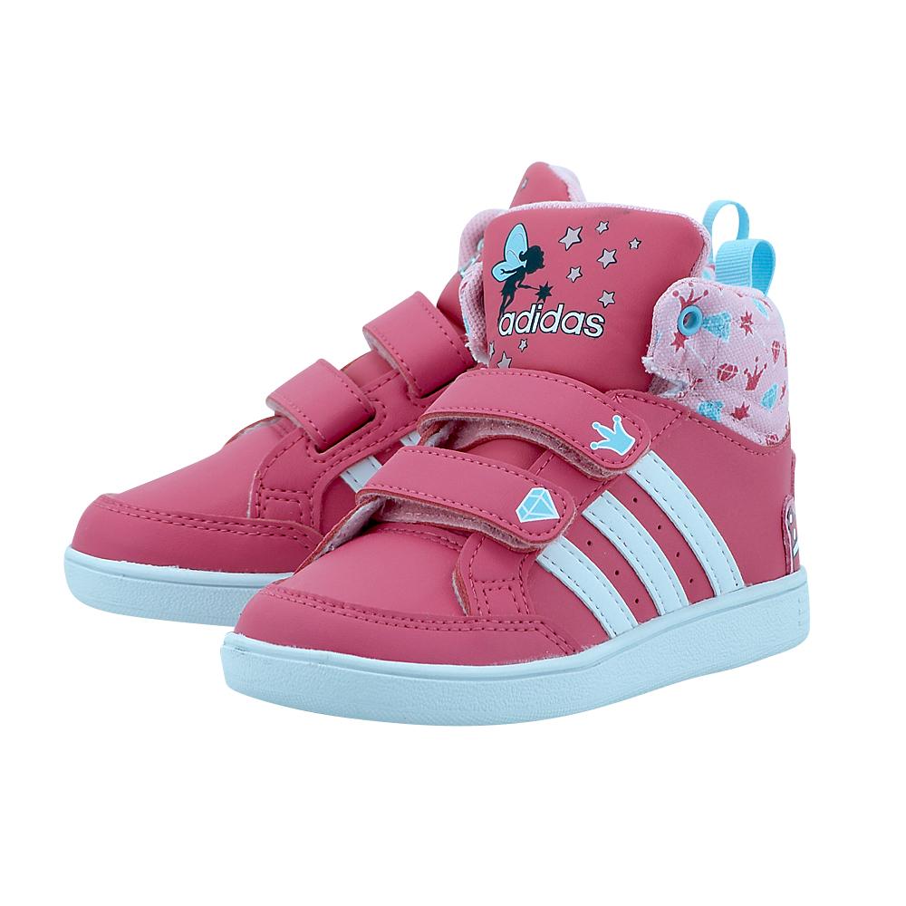 adidas Neo – adidas Hoops Cmf Mid Inf CG5738 – ΡΟΖ