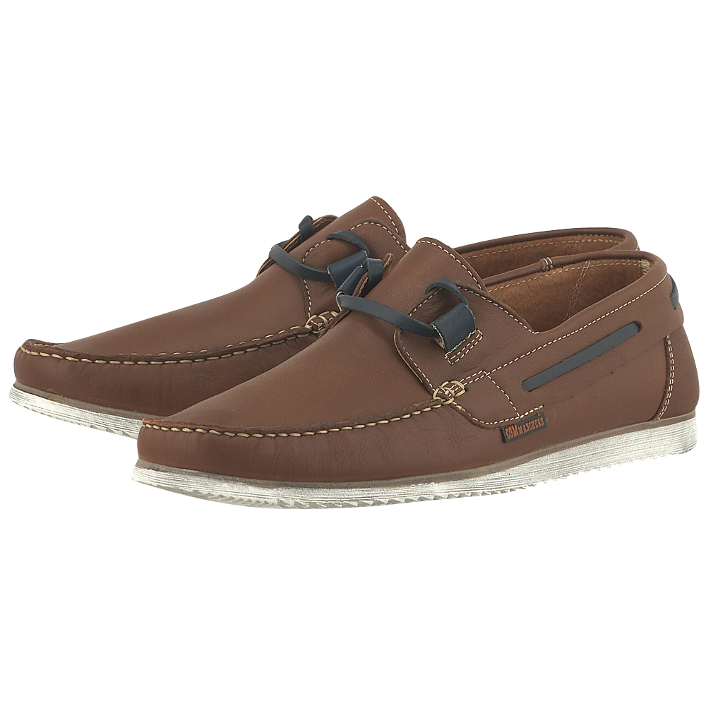 Commanchero - Commanchero CO2039 - ΤΑΜΠΑ outlet   ανδρικα   loafers   με κορδόνι
