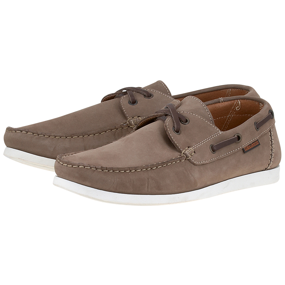 Commanchero - Commanchero CO860 - ΜΠΕΖ outlet   ανδρικα   brogues   loafers   με κορδόνι