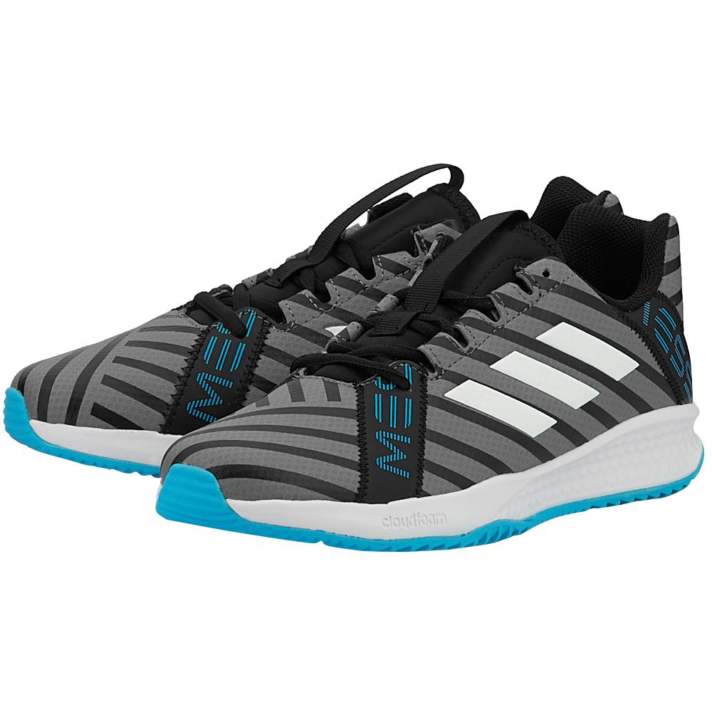 583050afc7d adidas Rapidaturf Messi K γκρι/μαυρο CP9898 | MYSHOE.GR