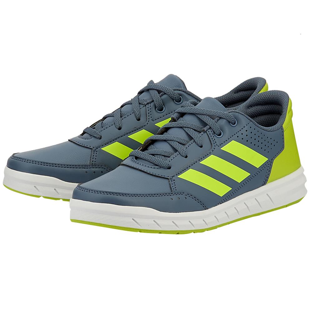 adidas Sports - adidas Altasport K CP9956 - ΓΚΡΙ/ΛΑΧΑΝΙ