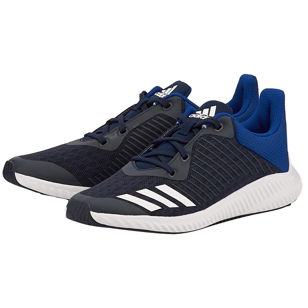 adidas Sports – adidas Fortarun K CP9988 – ΜΠΛΕ ΣΚΟΥΡΟ