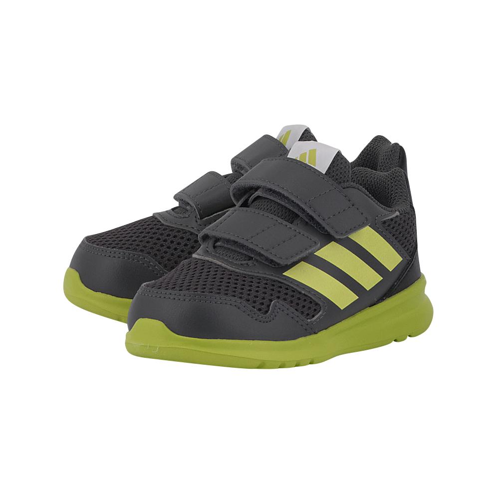 adidas Sport Performance - adidas Altarun Cf I CQ0025 - ΓΚΡΙ/ΛΑΧΑΝΙ παιδικα   αθλητικά