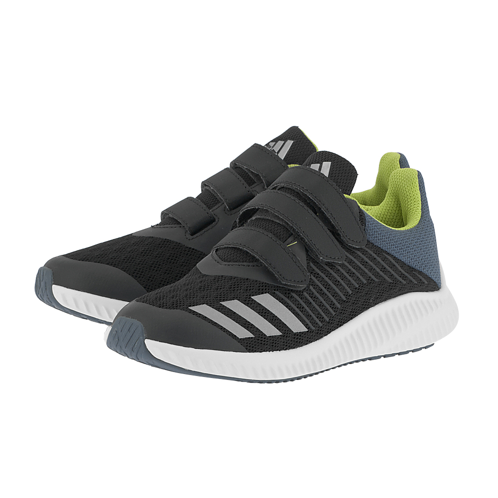 adidas Sports – adidas Fortarun Cf K CQ0177 – ΜΑΥΡΟ/ΓΚΡΙ