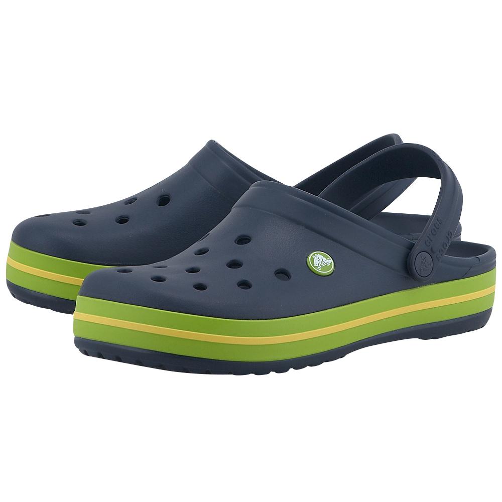 Crocs – Crocs CR11016-4 – ΜΠΛΕ/ΠΡΑΣΙΝΟ