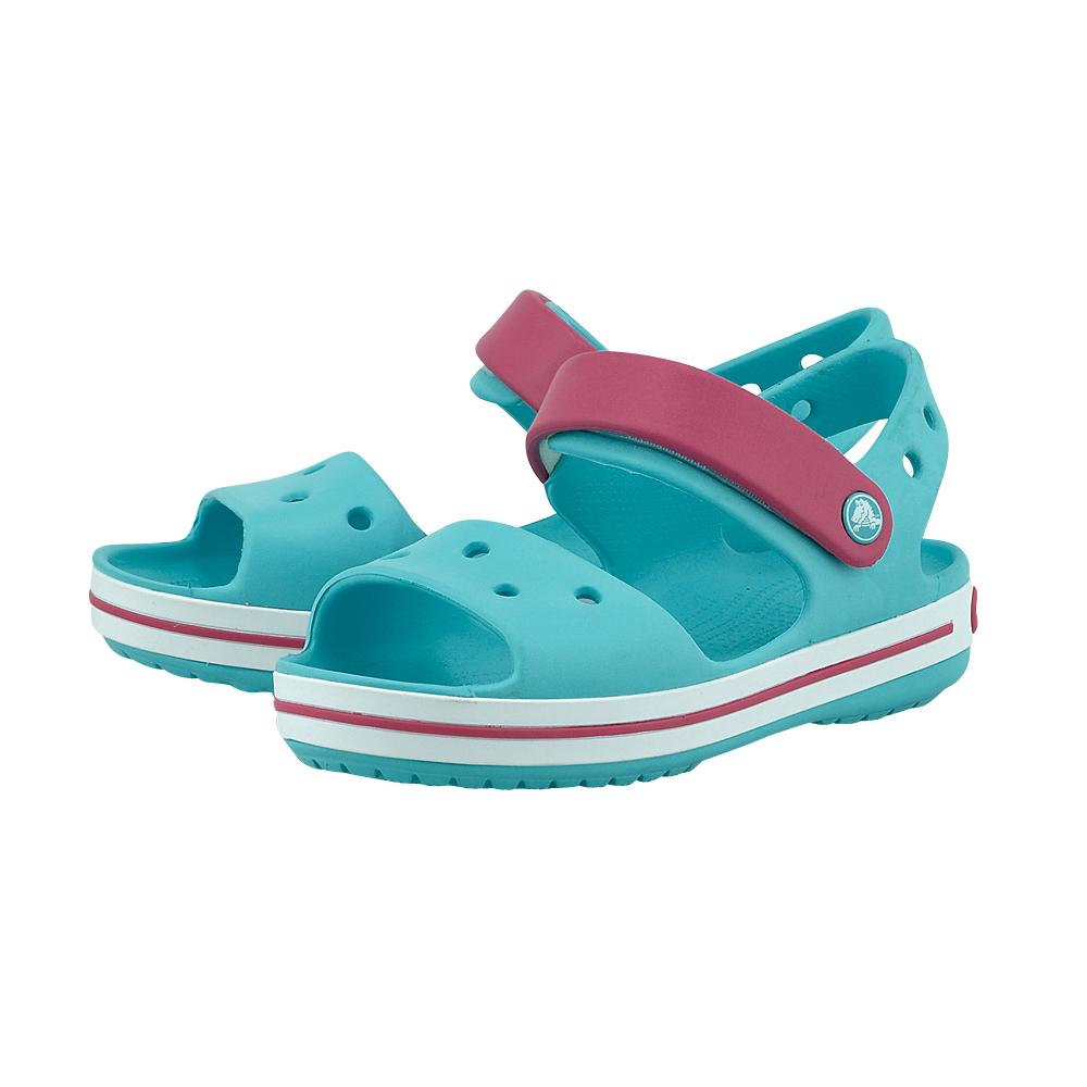 Crocs – Crocs CR12856-2 – ΒΕΡΑΜΑΝ/ΦΟΥΞΙΑ