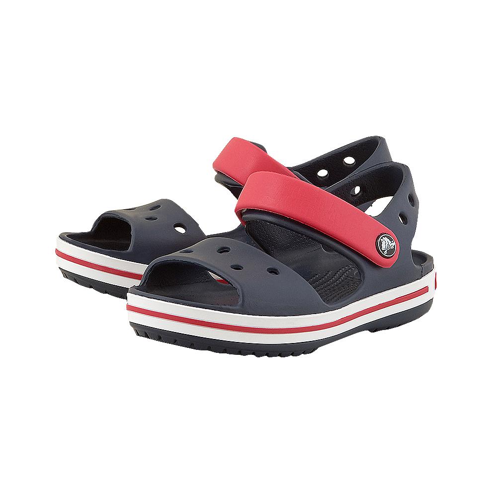 Crocs - Crocs CR12856-2 - ΜΠΛΕ/ΚΟΚΚΙΝΟ