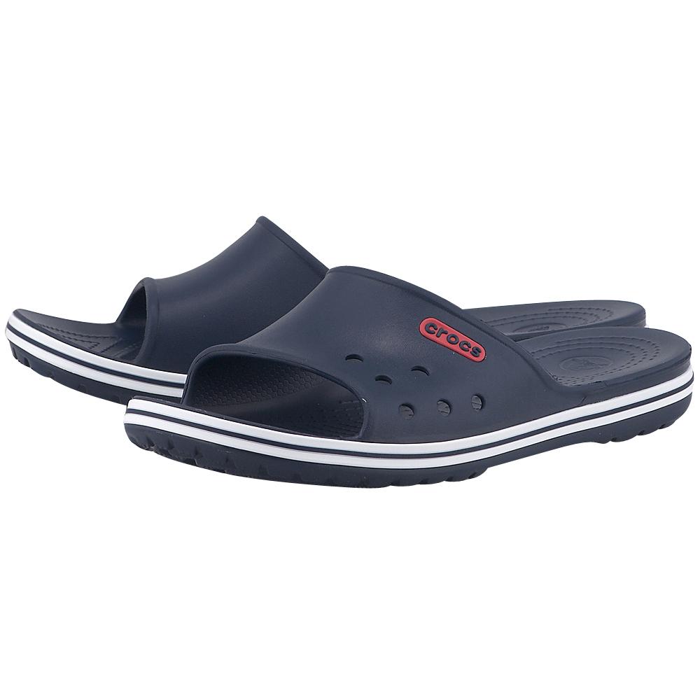 Crocs – Crocs CR15692-4. – ΜΠΛΕ ΣΚΟΥΡΟ