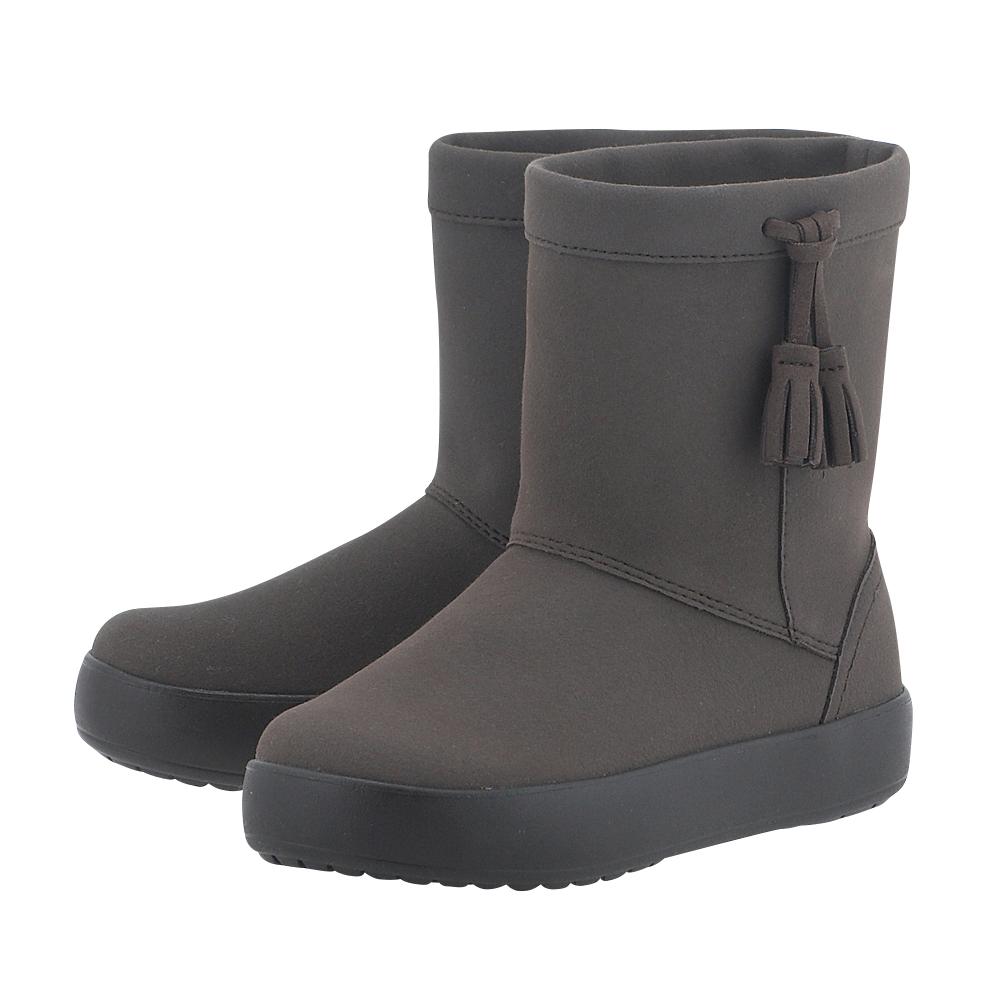 Crocs – Crocs CR203751-2 – ΚΑΦΕ ΣΚΟΥΡΟ