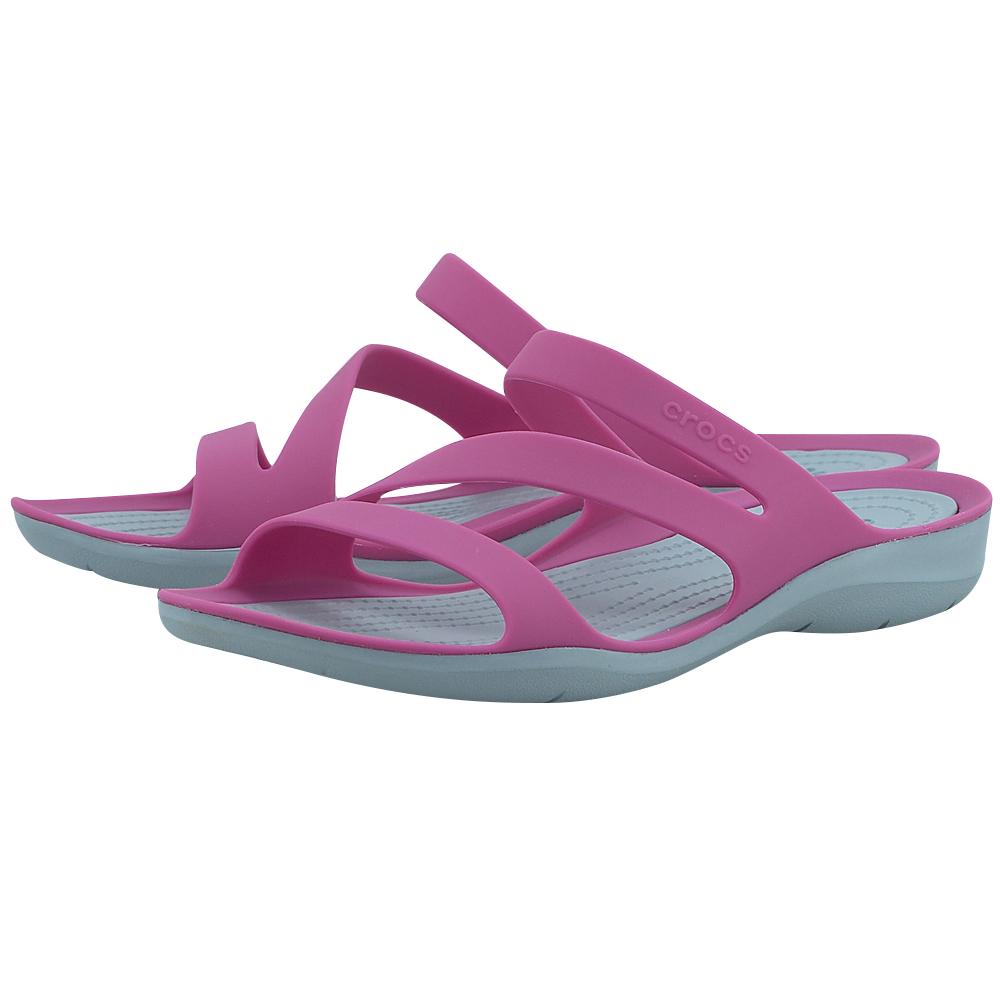 Crocs – Crocs CR203998-3 – ΦΟΥΞΙΑ