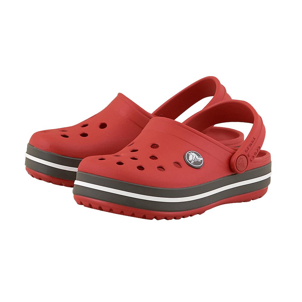 Crocs - Crocs Crocband Clog CR204537-2 - ΚΟΚΚΙΝΟ