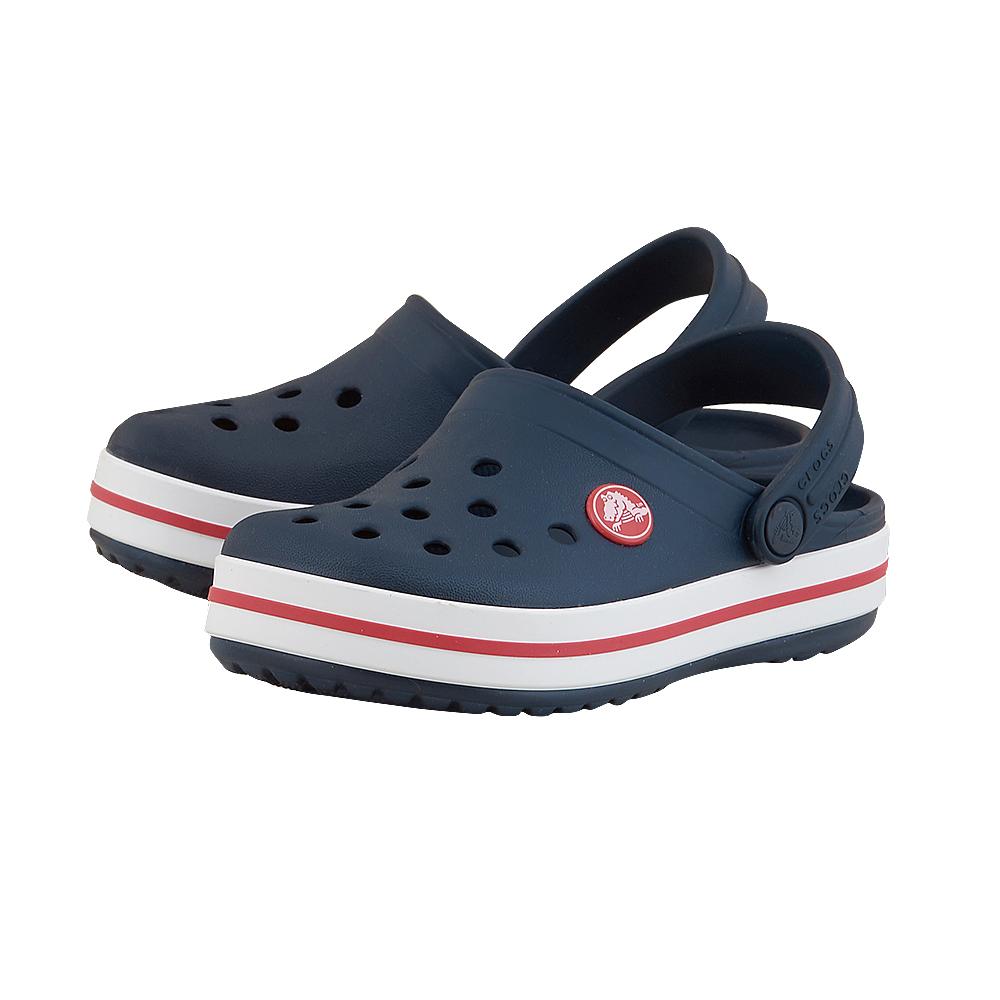 Crocs - Crocs Crocband Clog CR204537-2 - ΜΠΛΕ/ΛΕΥΚΟ
