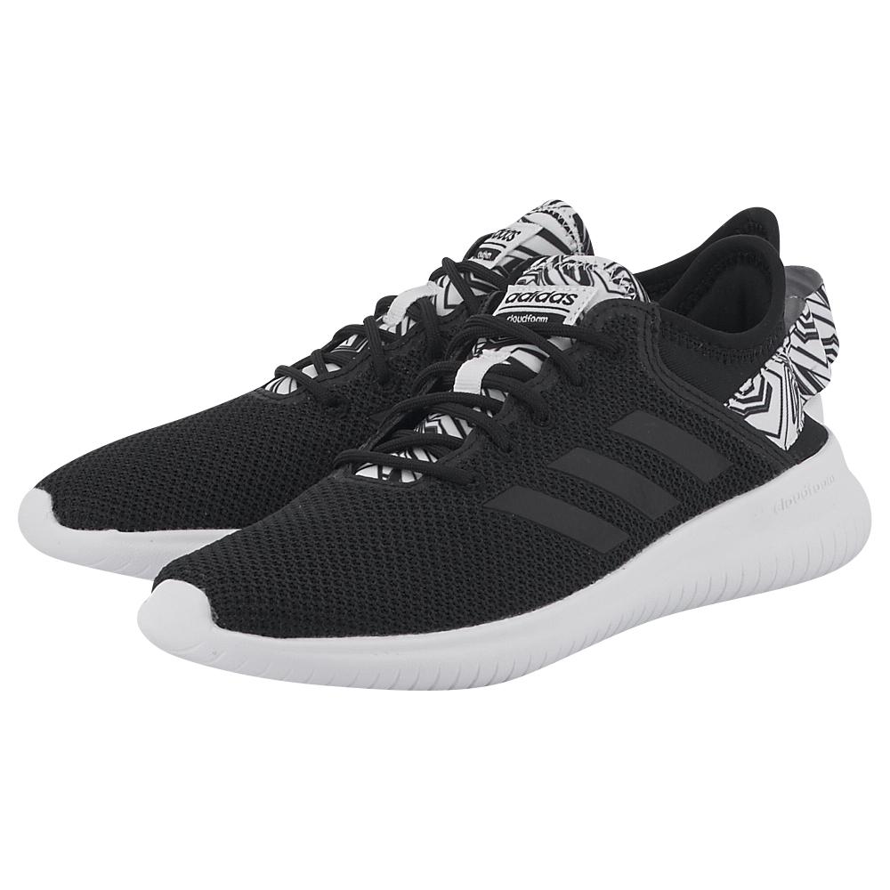 adidas Sport Inspired - adidas Cf Qt Flex W DA9528 - ΜΑΥΡΟ