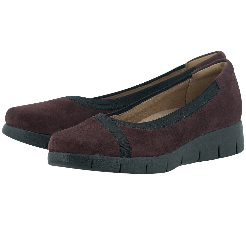 Clarks – Clarks DAELYN_HILL – ΜΠΟΡΝΤΩ