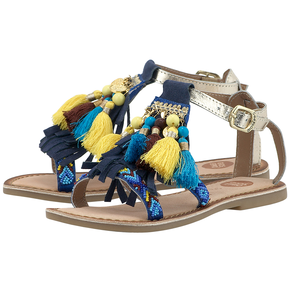 ab0cd439c7f Gioseppo - Gioseppo DIMA - ΜΠΛΕ ΣΚΟΥΡΟ • Παπούτσια Enma.gr