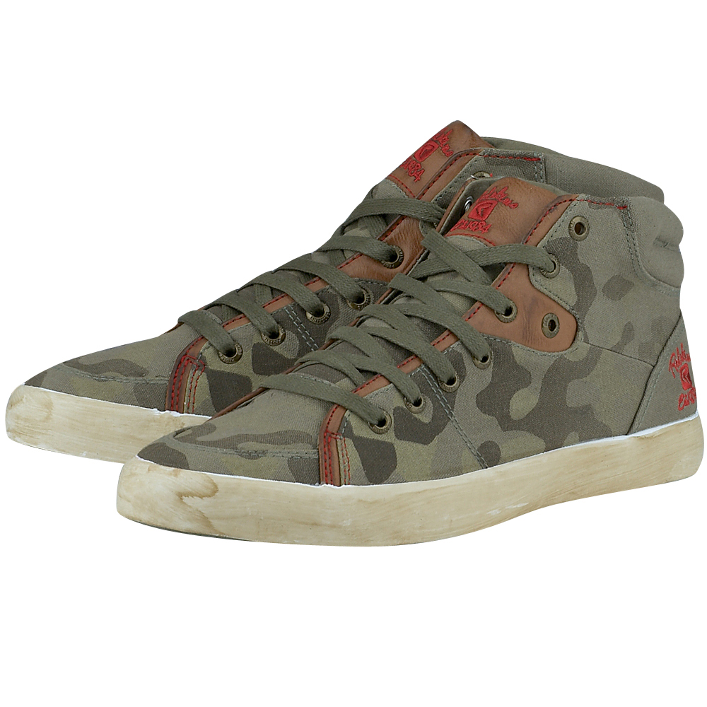 Redskins - Redskins DOLLER - ΠΑΡΑΛΛΑΓΗ outlet   ανδρικα   sneakers   mid cut