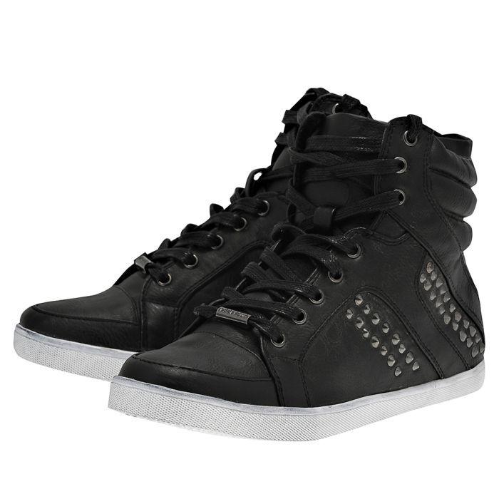 La Strada - La Strada ED569399. - ΜΑΥΡΟ outlet   γυναικεια   sneakers   mid cut
