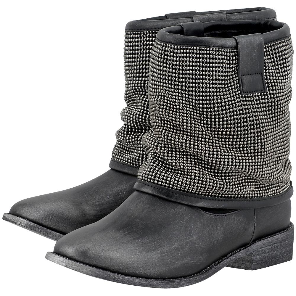 La Strada - La Strada ED702131. - ΜΑΥΡΟ outlet   γυναικεια   μποτάκια   casual