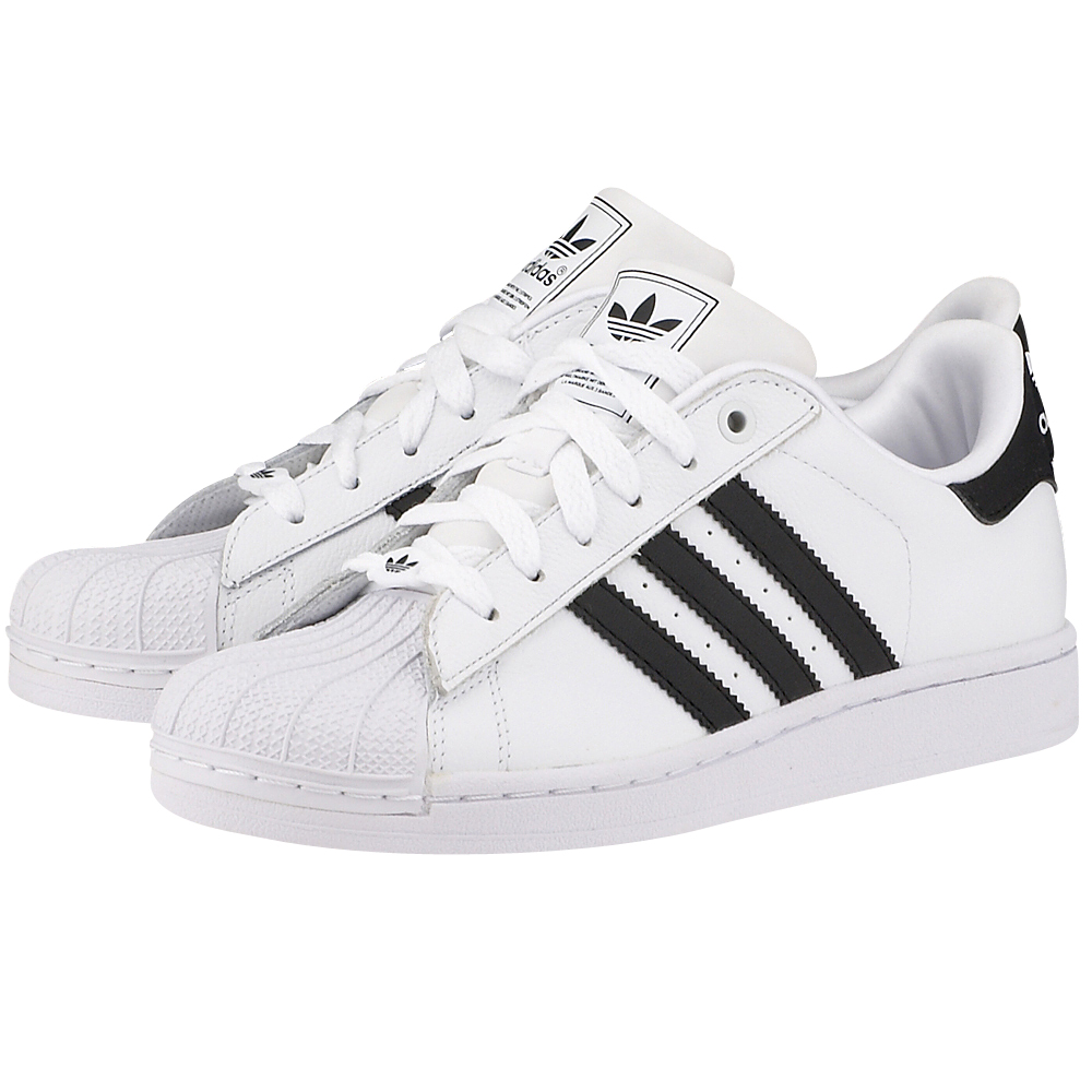 96375f8eaec adidas Superstar λευκο/μαυρο G04532-3 | MYSHOE.GR