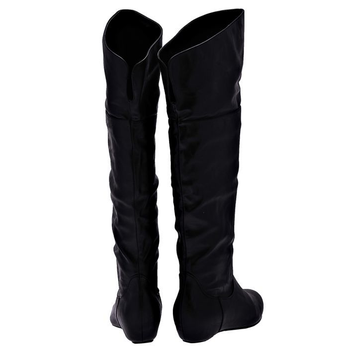 G375921 ΜΑΥΡΟ 3 - Γυναικεια Παπουτσια Μποτες Γαλότσες Gardini G375921