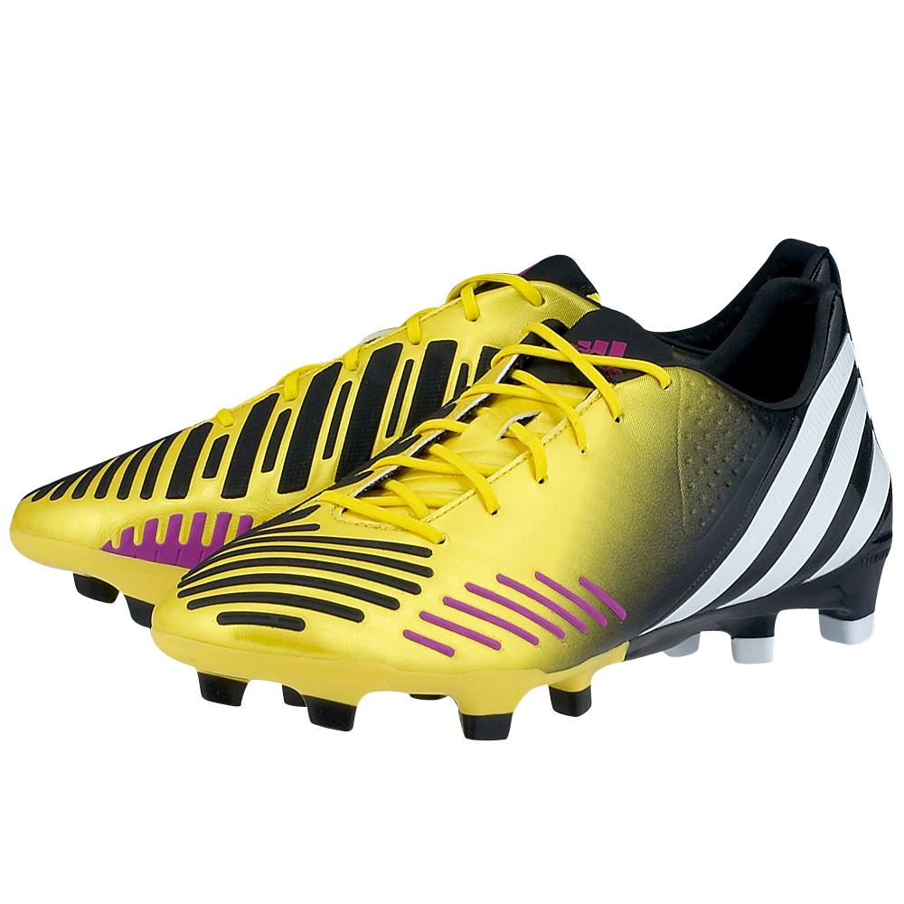 adidas Performance - adidas Performance Predator Lz G64888-4 - ΚΙΤΡΙΝΟ/ΜΑΥΡΟ outlet   ανδρικα   αθλητικά   ποδοσφαίρου