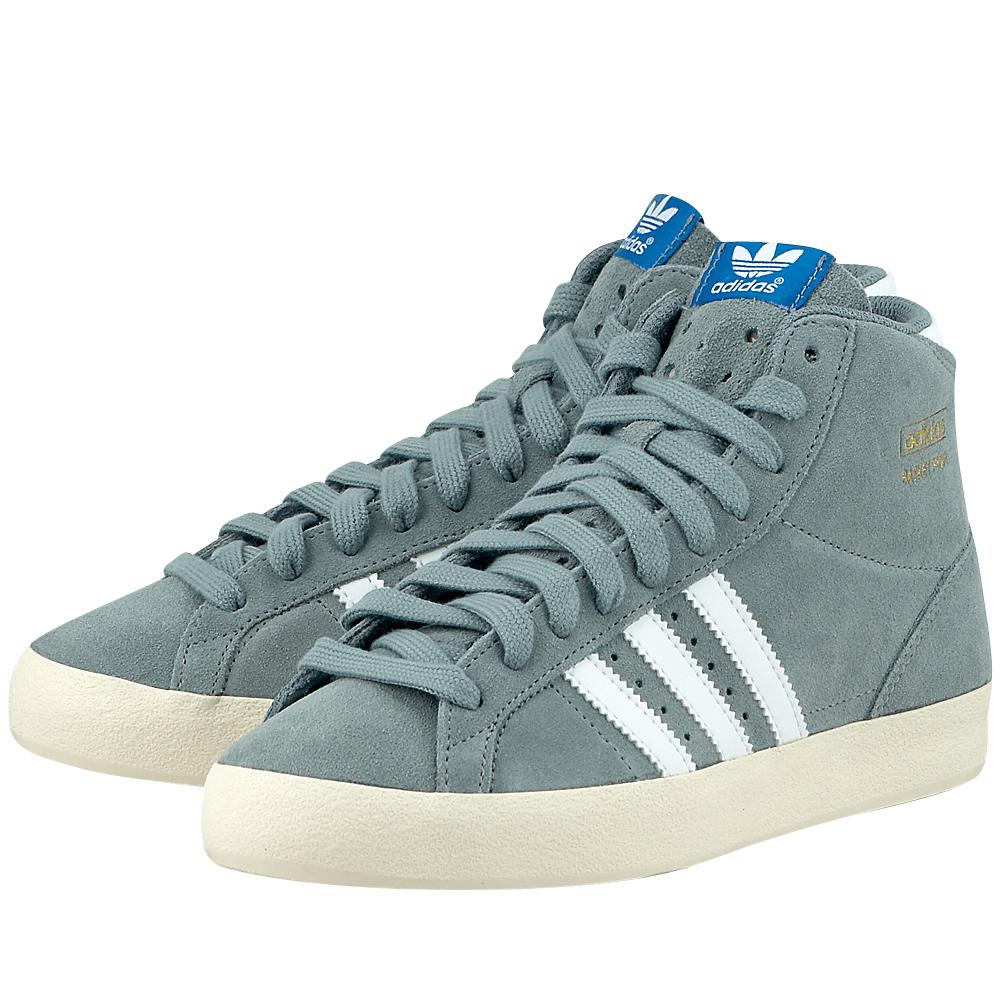 adidas Originals Adidas Basket Profi G95477 3 ΓΚΡΙ