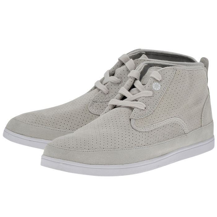 Bagua - Bagua GALIA_SUEDE. - ΓΚΡΙ ΑΝΟΙΧΤΟ outlet   ανδρικα   sneakers   mid cut