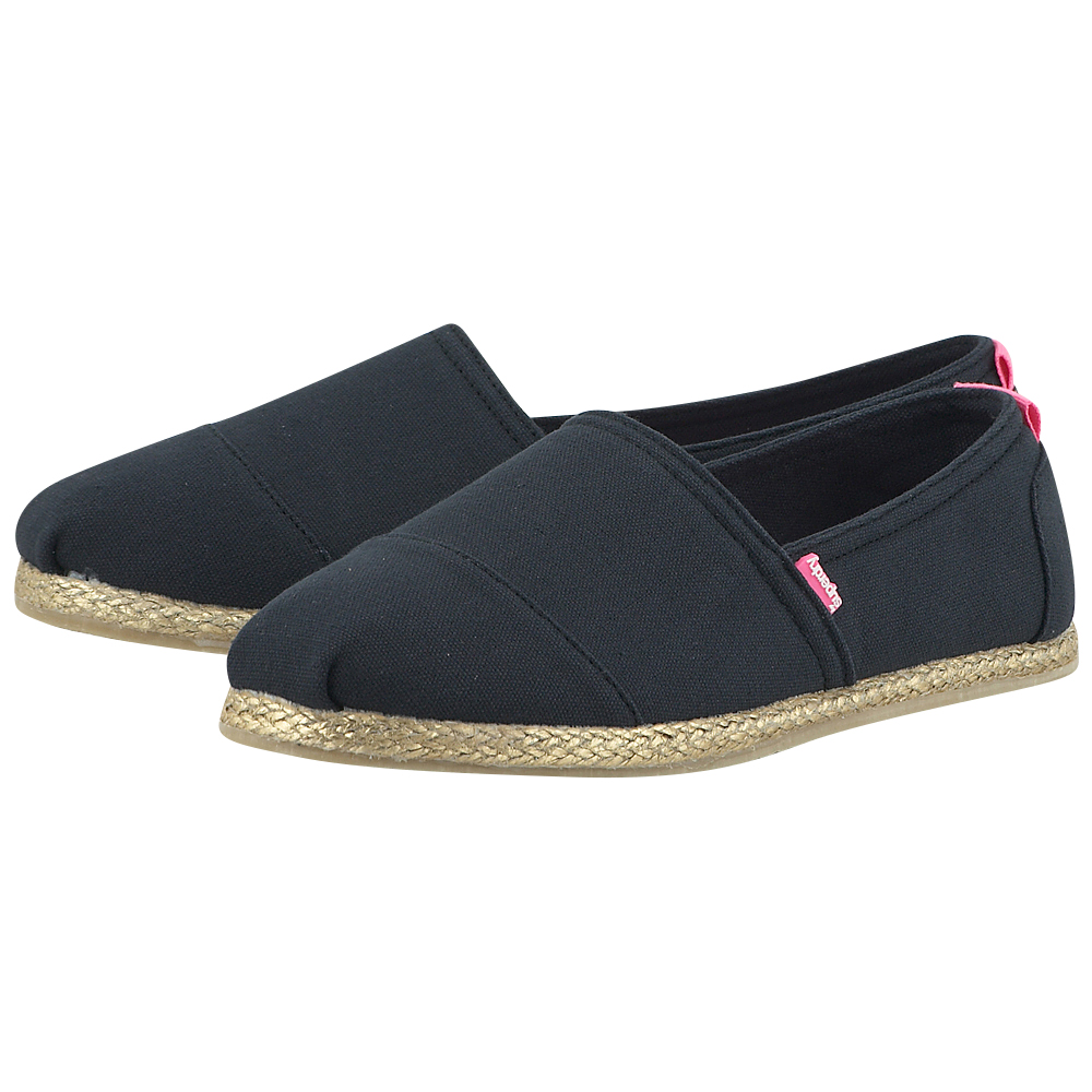 Superdry - Superdry Jetstream Espadrille GF1012SO - ΜΑΥΡΟ