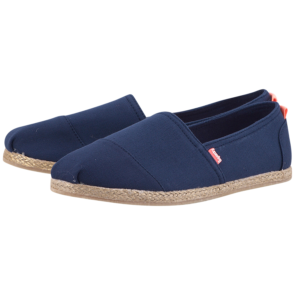 Superdry – Superdry Jetstream Espadrille GF1012SO – ΜΠΛΕ ΣΚΟΥΡΟ