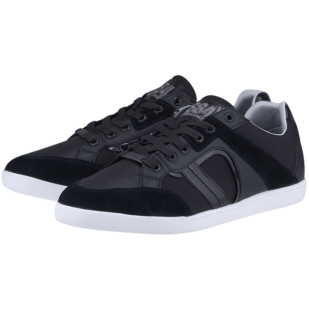 Redskins - Redskins GIFLE - ΜΑΥΡΟ outlet   ανδρικα   sneakers   low cut