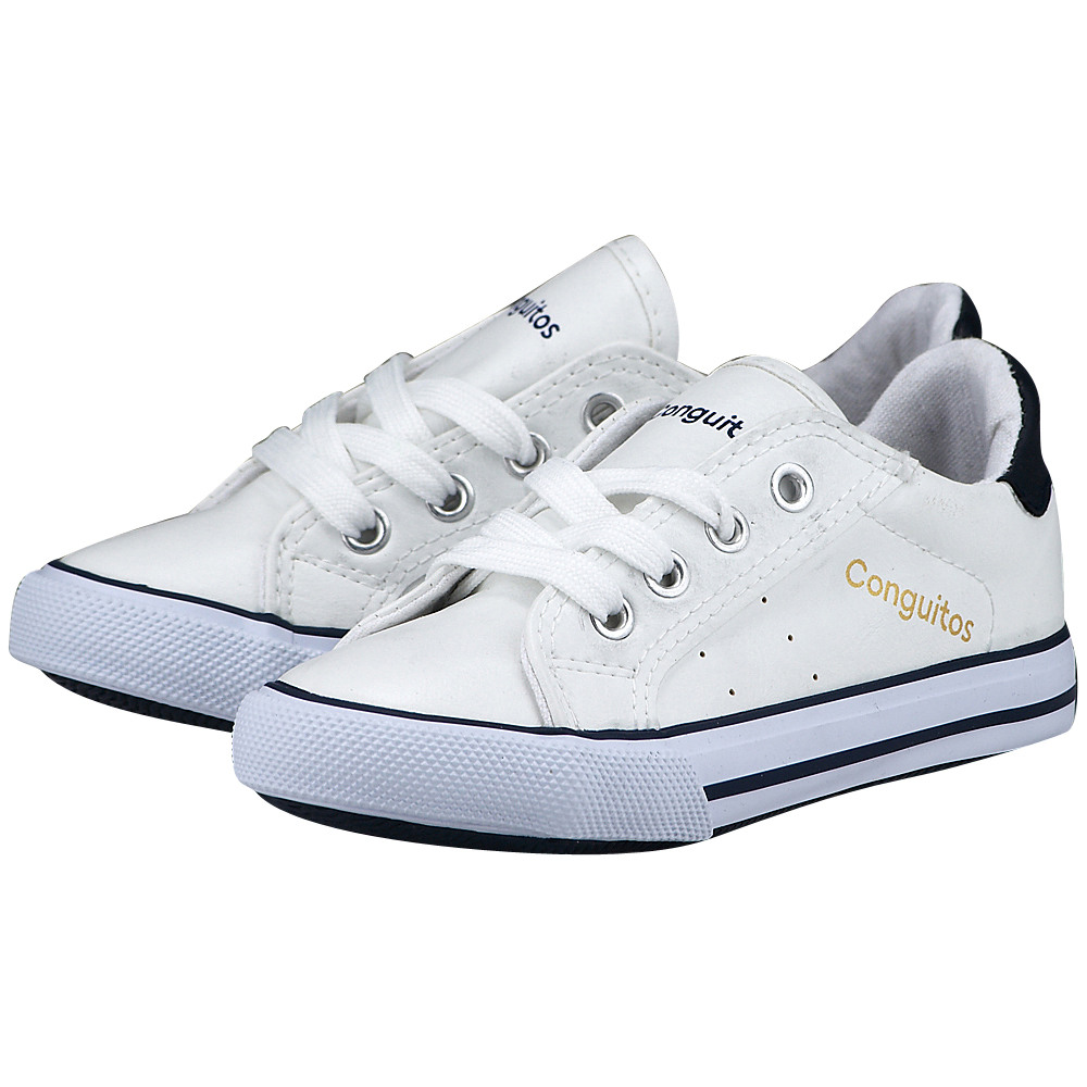 Conguitos - Conguitos GV117316. - ΛΕΥΚΟ/ΜΠΛΕ outlet   παιδικα   sneakers