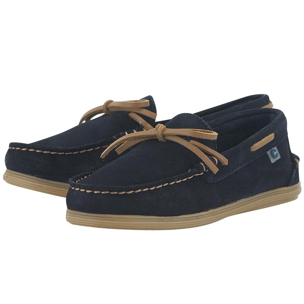 Conguitos - Conguitos GV127103-2 - ΜΠΛΕ ΣΚΟΥΡΟ παιδικα   loafers